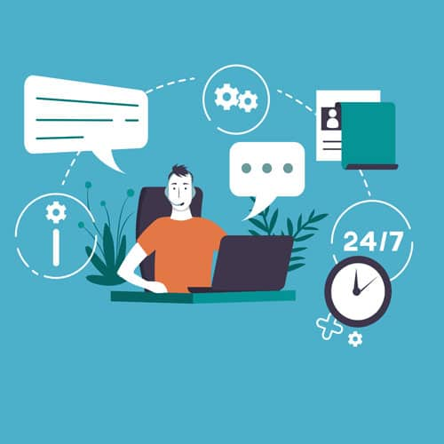 Best Website Chat Services in Ahmedabad , Gujarat , India